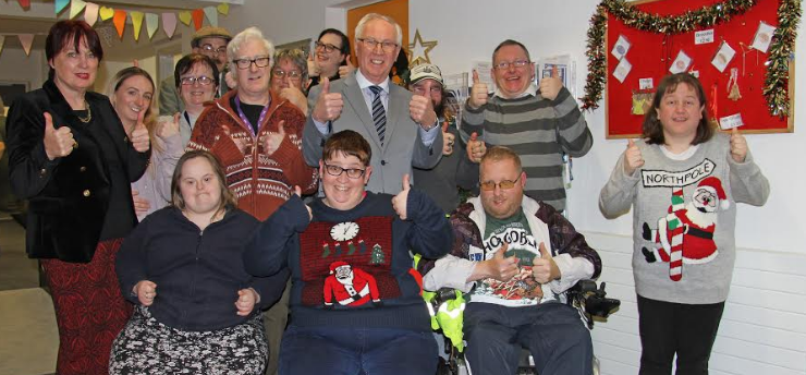 people with learning disabilities make friends