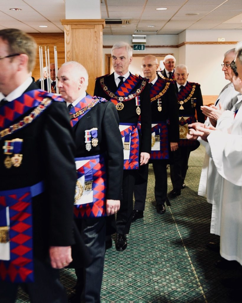 Royal Arch Chapter – Annual General Meeting 2018