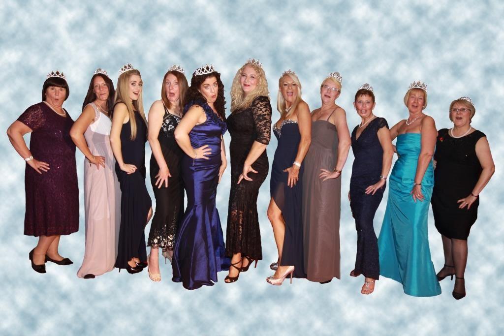 Lodge Sion Calendar Girls