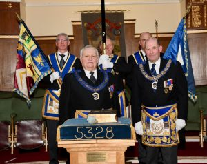 Assistant Provincial Grand Master Installation