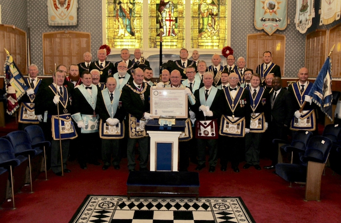 Duke of Connaught Lodge